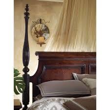 stanley furniture 020 british colonial portfolio queen poster bed