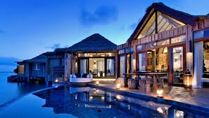 House Over Water Top 5 Luxury Overwater Villas Fiji Maldives Bora Bora Cambodia
