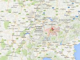swiss map how maps pissed switzerland business insider