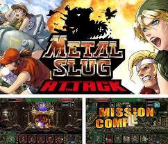 metal slug 2 apk metal slug defense for android free metal slug defense