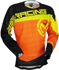 jersey motocross moose racing s7 sahara jersey motocross jerseys orange yellow