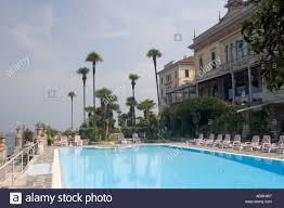 grand hotel villa serbelloni bellagio lake como italy stock photo