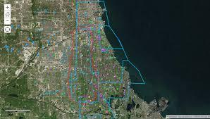chicago gerrymandering map jackie robinson west gerrymandering in chicago ab
