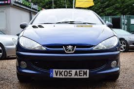 peugeot 206 price used peugeot 206 1 6 for sale motors co uk