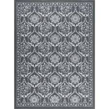 Transitional Rugs 9x12 9 X 12 Tayse Rugs Area Rugs Rugs The Home Depot