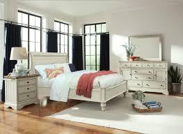Summer Breeze Queen White Panel Bedroom Suite Cresent Fine Furniture Cottage 4 Piece Sleigh Panel Bedroom Set In
