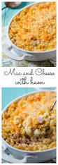 mac and cheese with ham spicy southern kitchen