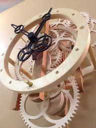 Free Wooden Clock Movement Plans by 144 Best Horloge Images On Pinterest