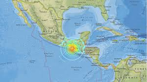 Map Of Mexico West Coast by 8 2 Magnitude Earthquake Strikes Off Coast Of Mexico Shaking