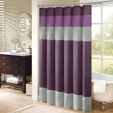 Bed Bath And Beyond Drapes Buy Purple Shower Curtains From Bed Bath U0026 Beyond