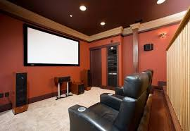 Media Room Tv Vs Projector - how to choose the right color for your media room