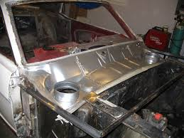 1965 mustang cowl 1966 mustang cowl repair approx cost ford mustang forum