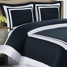 Egyptian Cotton Duvet Cover King Size 291 Best Navy Blue White Bedding Images On Pinterest Modern