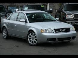 2000 Audi A6 Interior Used Audi A6 For Sale Search 1 601 Used A6 Listings Truecar