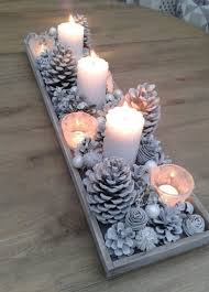 pine cone tea light holder pine cones pearls pillar candles and frosted candle holders with