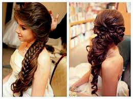 haircuts for girls with long curly hair 25 quinceanera hairstyles for girls hairstylo