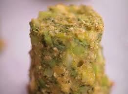 cuisiner les brocolis recette croquettes de brocolis en vidéo