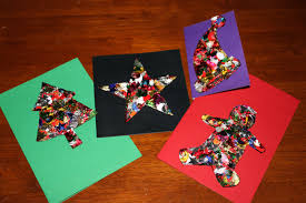 make your own christmas cards home made christmas cards brisbane kids