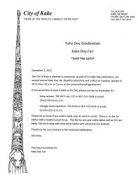 kake day fair 2013 invitation letter u2013 repower southeast