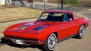 1963 thru 1967 corvettes for sale 1963 chevrolet corvette for sale near arlington 76001