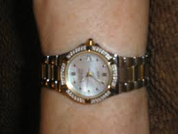 ladies u0027 citizen riva diamond eco drive watch ew0894 57d watch
