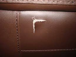 how to fix cut in leather sofa how to repair tear in leather couch
