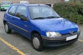 blue peugeot peugeot 106 history photos on better parts ltd