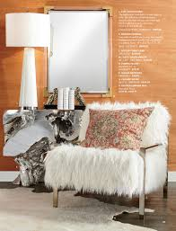 Z Gallerie Living Room Z Gallerie Fashion Inside And Out Page 24 25
