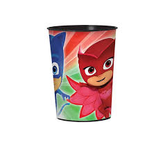 pj masks souvenir cup party supplies helium balloons birthday