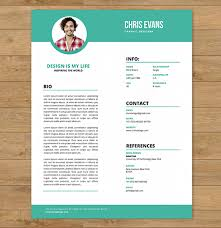 modern resume template modern cover letter template modern resume cv with cover letter