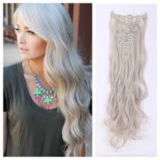 light ash blonde clip in hair extensions light ash blonde hair extensions clip in remy human hair weave 24