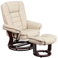 Best Leather Chair And Ottoman Best Contemporary Recliner Archives Comfortable Recliner Com