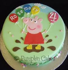the 25 best peppa pig cakes ideas on pinterest peppa pig