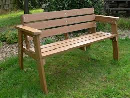 decorate with wooden garden benches u2014 home ideas collection