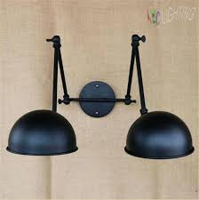 Bedroom Reading Light Sconce Levo Led Bedside Sconce And Reading Light Double Swing