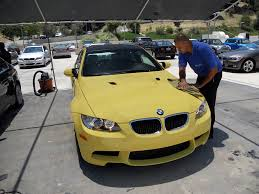 Bmw M3 Yellow Green - official individual color picture thread
