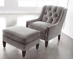 Gray Arm Chair Design Ideas Armchair With Ottoman