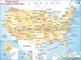 map us big cities road map of us states and cities