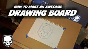 Portable Drafting Tables by How To Make A Drawing Board Hd Super Cheap Super Aaawesome