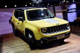 new jeep renegade new jeep renegade u0027s us pricing reportedly leaked ranges from