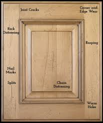 distressed wood cabinets techieblogie info