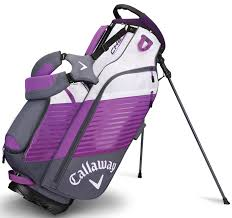 callaw callaway 5117048 titanium purple white 2017 chev stand golf bag ebay