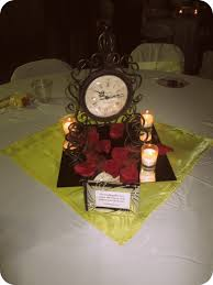 themed centerpieces for weddings one of the centerpieces at s beauty and the beast theme