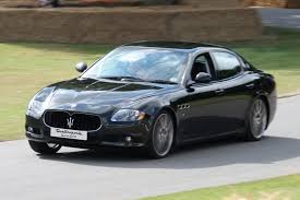 matte maserati quattroporte maserati quattroporte review and photos