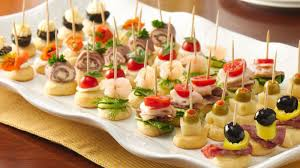 mini canape mini apps recipe pillsbury com