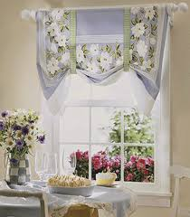 accessories awesome short brown valance design for single white