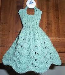 knit dishcloth dress by knit n sew studio find the free dishcloth