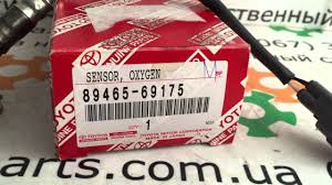 lexus lx 470 japan 89465 60160 89465 69175 оригинал датчик кислородный лямбда зонд