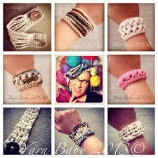 bracelet crochet patterns images 7 crochet bracelet patterns craftsy jpg
