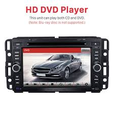 gmc yukon xl dvd player gps navigation system with radio tv bluetooth